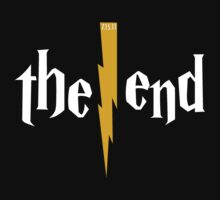 Harry Potter - The End - Back White by LTDesignStudio