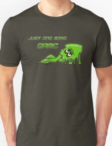 Just One More Game! - Green Squid T-Shirt