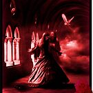 ~ The Crimson Watchmaker Of Light ~ by Alexandra  Lexx