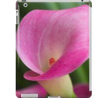 pink lily iPad Case/Skin