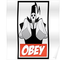 Shinigami Obey Style - Soul Eater Poster