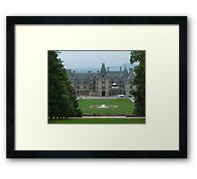 The Biltmore  Framed Print