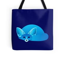 Phil, Winter Fox Tote Bag