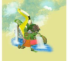 Fantasy shoe by Sodya