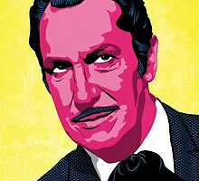 Vincent Price by because-skulls