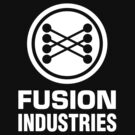 Fusion Industries (White Print) - Back to the Future by TGIGreeny