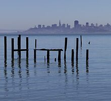 SAN FRANCISCO BLUES by Till  Baron von Grotthuss