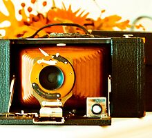 Kodak 3-A Folding Brownie by Jena Ferguson