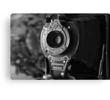 No.2 Folding Autographic Brownie Canvas Print