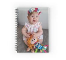 Sweety Spiral Notebook