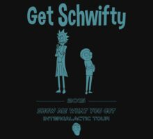 Get Schwifty 2015 Intergalactic Tour by Théo Proupain