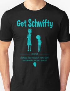 Get Schwifty 2015 Intergalactic Tour Unisex T-Shirt