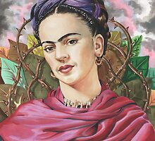 Frida by marksatchwillart