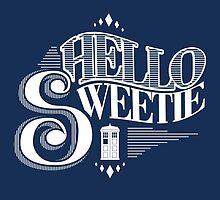 Hello Sweetie by alepresser