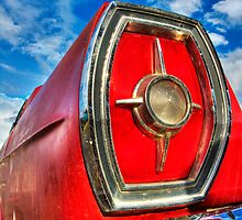 Ford Galaxy 1965 by CarrieAnn