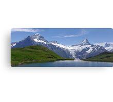 The Eiger Canvas Print