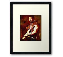 Ares - God of War I Framed Print