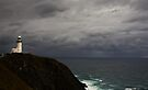 Cape Byron Sentinel by Odille Esmonde-Morgan