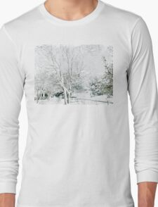 Snow Fantasy Long Sleeve T-Shirt