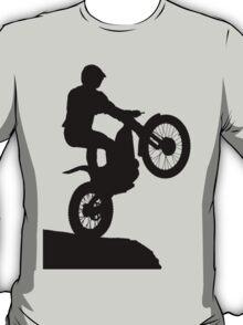 Trials Rider Black T-Shirt