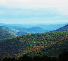 The Top Of The World Takes Many Forms ~ Berkshires, Massachusetts by artwhiz47