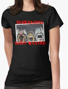 Dimensions Most Wanted Womens Fitted T-Shirt