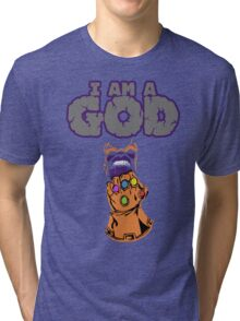 Thanos  Tri-blend T-Shirt