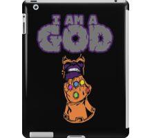 Thanos  iPad Case/Skin