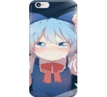 cute anime trapped in the mirror iPhone Case/Skin