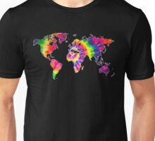 Tye Dye World  Unisex T-Shirt