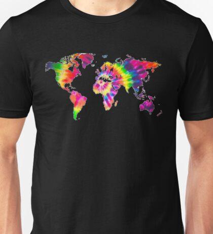 Tye Dye World  Unisex T-Shirt