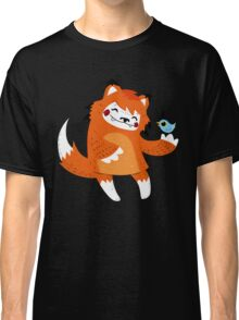 the fox and the bird Classic T-Shirt