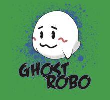 GhostRobo Logo One Piece - Short Sleeve