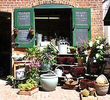 The Lavender Market by MarianBendeth