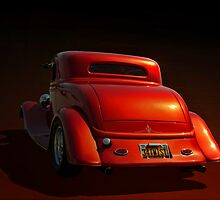 "1934 Ford ""Metallic"" Coupe by TeeMack"