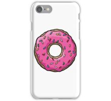 The Simpsons - Doughnut iPhone Case/Skin