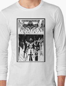 Eva Unit 01 Entry Long Sleeve T-Shirt