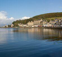 Port Bannatyne (Isle of Bute) Scotland by Gerry Allen