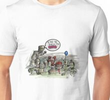 Zombieeeeeeeeeez Unisex T-Shirt