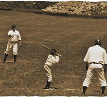 Vintage Base Ball Game by JECunningham