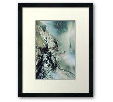 294 Taucherglocke Framed Print