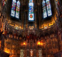 Thistle Chapel by Don Alexander Lumsden (Echo7)