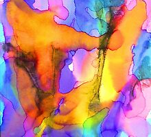 1 Art Abstract Watercolor Modern Prints by Robert R (Erod Art) by Robert  Erod