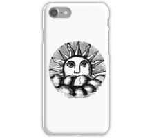 Masonic Sun iPhone Case/Skin