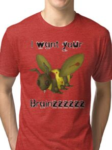 ZomBEE Tri-blend T-Shirt