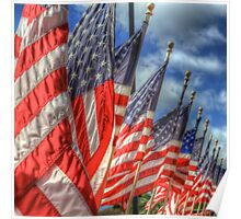 Infinite Freedom - Pearl Harbor, HI Poster