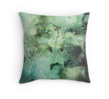 295 Poison Ivy Throw Pillow