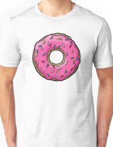 The Simpsons - Doughnut Unisex T-Shirt