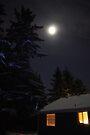 Winter Night by skreklow