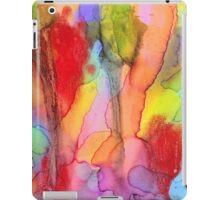 2 Art Abstract Watercolor Modern Prints by Robert R (Erod Art) iPad Case/Skin